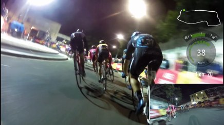 Red Hook Crit Milan – Last Two Laps