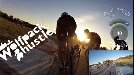 Wolfpack Hustle Austin Finale Crit – Last TwoLaps